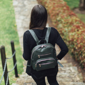 Piel Leather Sienna Leather Urban Backpack