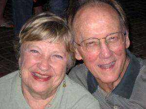 Jean Mori and Betty Mori