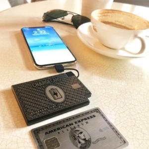 AquaVault ChargeCard™