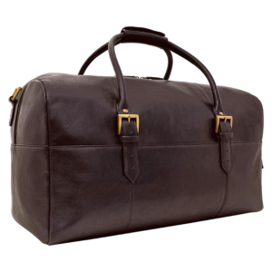 Hidesign Charles Cabin Sized Leather Duffle