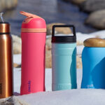Clever Water Bottlesand Travel Mugs – So you can hydrate sustainably