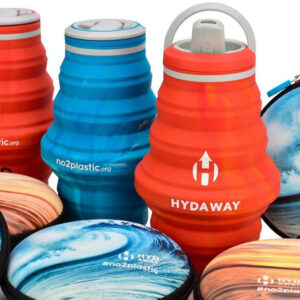 Hydaway Hydration Travel Pack no2plastic