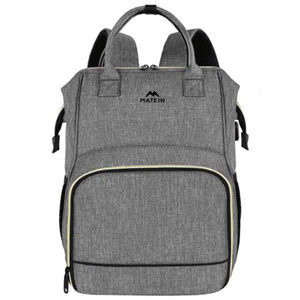 Matein Lunch Box Laptop Backpack
