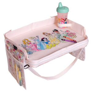 J.L. Childress Disney Baby 3-IN-1 Travel Tray and Tablet Holder