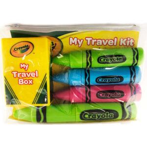 Sprayco Crayola Travel Kit