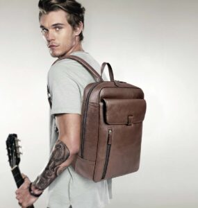 Hidesign Aiden Leather Backpack