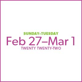February 27–March 1, 2022