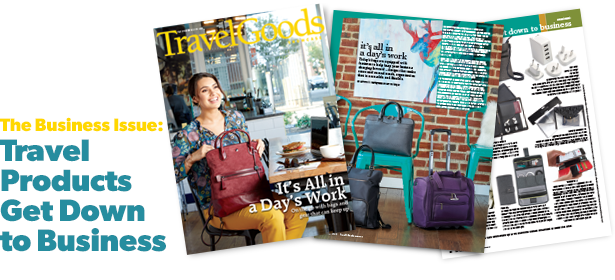 The Business Issue: Travel Products Get Down to Business